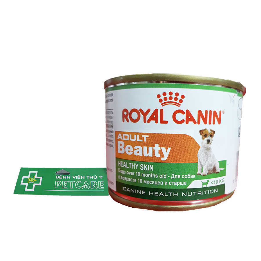 Royal Canin Adult Beauty – canned dog food