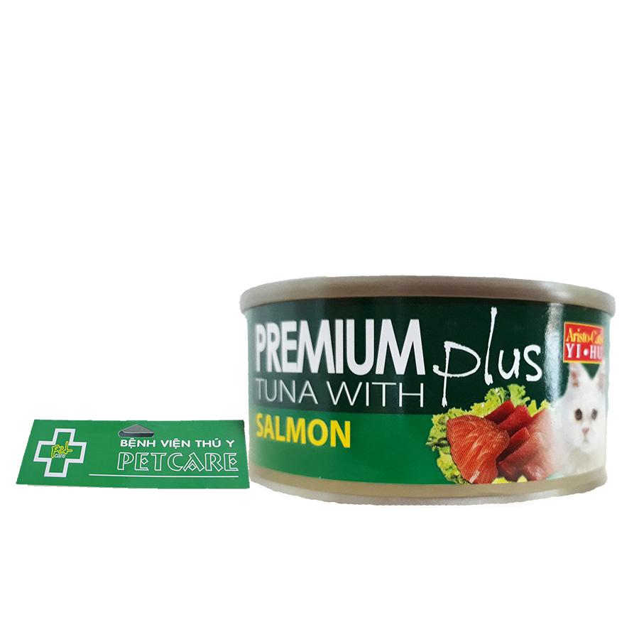 (C) YI HU Premium Plus Tuna with Salmon