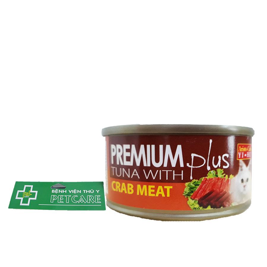 (C) YI HU Premium Plus Tuna with Crab meat