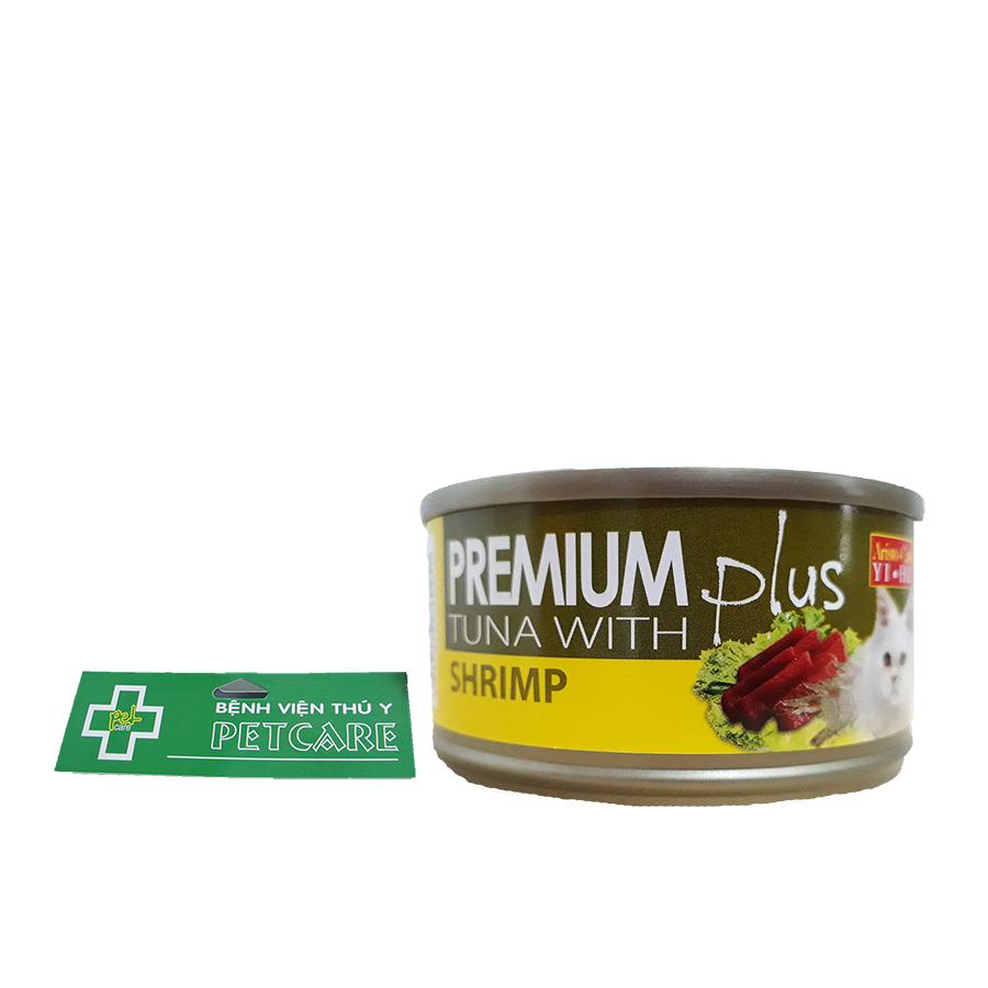 (C) YI HU Premium Plus Tuna with Shrimp