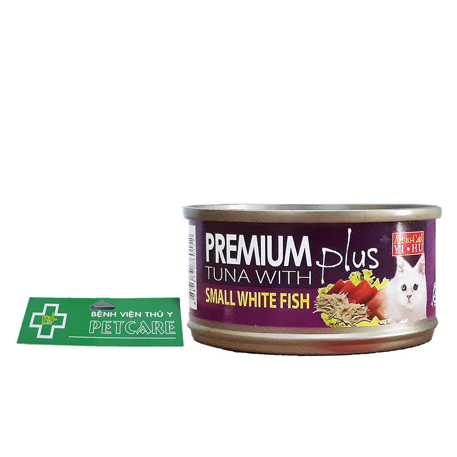 (C) YI HU Premium Plus Tuna with Small White Fish